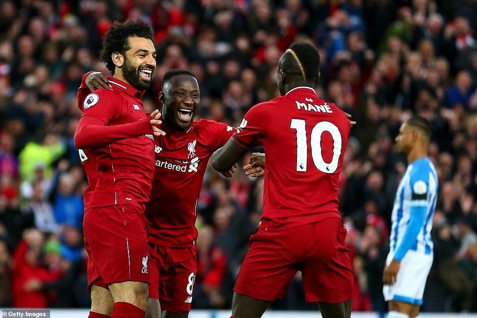Loạt kỷ lục 'khủng' được Liverpool thiết lập sau chiến thắng hủy diệt Ảnh 7