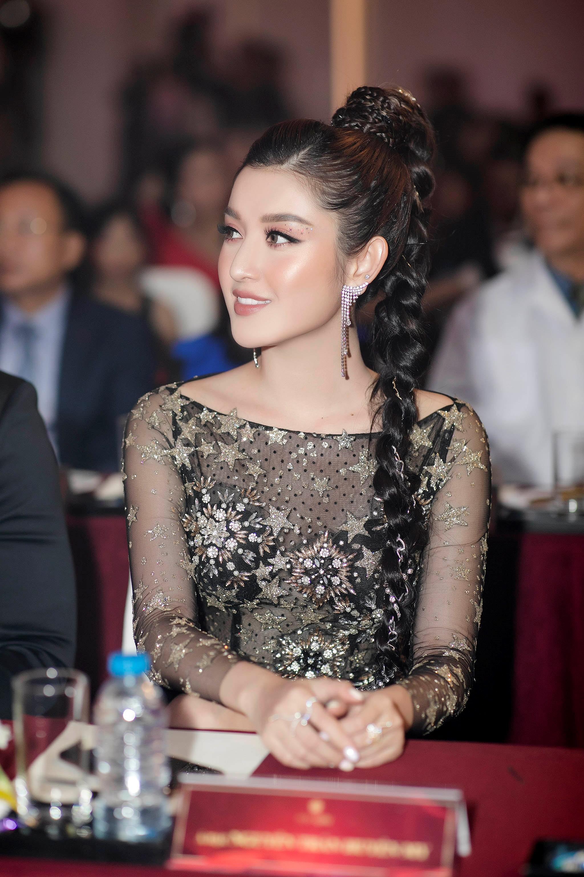 Á hậu Huyền My lộng lẫy tựa 'nữ thần', hội ngộ Hoa hậu Kỳ Duyên Ảnh 9