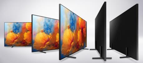 Sắp ra mắt QLED TV màn hình hiển thị dọc của Samsung ảnh 1