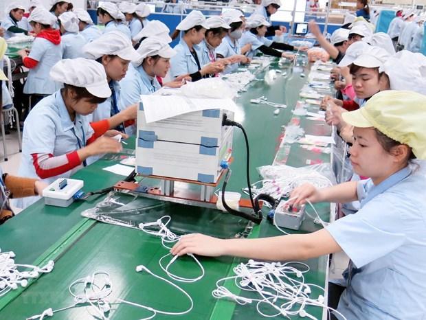 CBRE: Việt Nam có nhiều lợi thế đón đầu xu hướng dịch chuyển sản xuất Ảnh 1