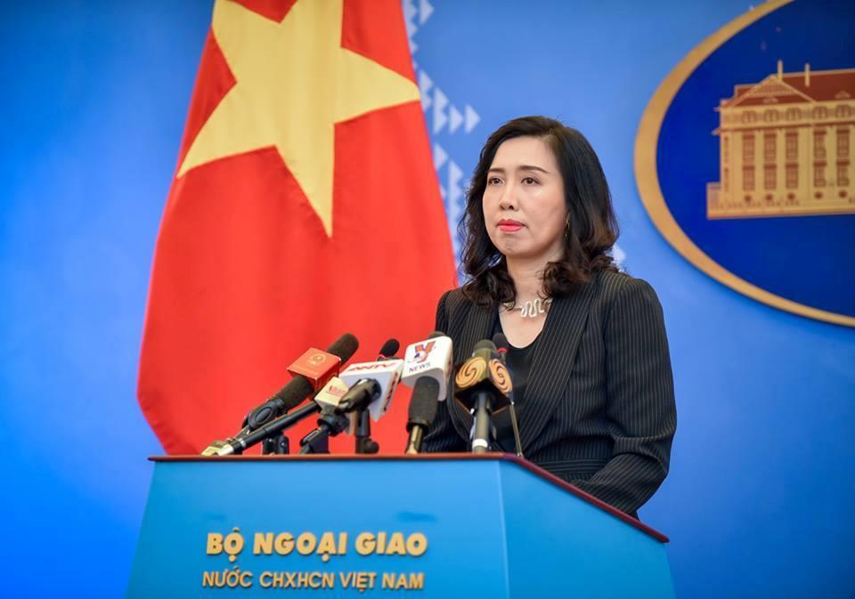 VN ủng hộ Mỹ, TQ giải quyết bất đồng bằng đối thoại thương lượng Ảnh 1