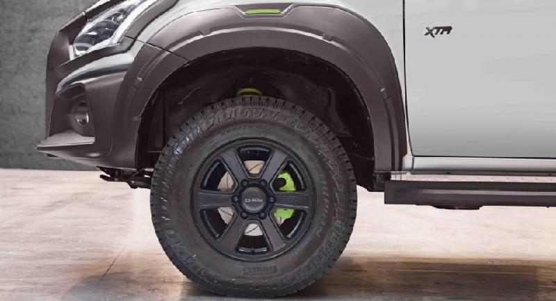 Isuzu D Max XTR bản nâng cấp cực chất cho dân mê off-road Ảnh 2