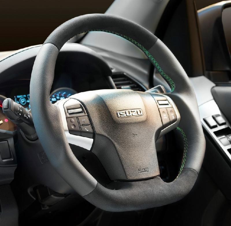 Isuzu D Max XTR bản nâng cấp cực chất cho dân mê off-road Ảnh 4