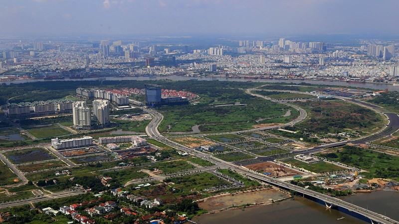 Ngắm toàn cảnh Sài Gòn từ nóc tòa nhà cao nhất Việt Nam Ảnh 11
