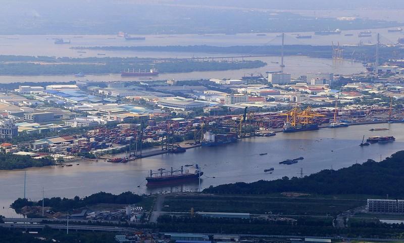 Ngắm toàn cảnh Sài Gòn từ nóc tòa nhà cao nhất Việt Nam Ảnh 18