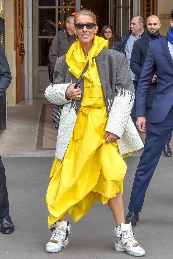 Dù là ngưỡng mộ hay tranh cãi, không ai có thể phủ nhận phong cách thời trang độc nhất của Celine Dion Ảnh 36