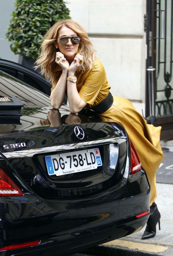 Dù là ngưỡng mộ hay tranh cãi, không ai có thể phủ nhận phong cách thời trang độc nhất của Celine Dion Ảnh 20
