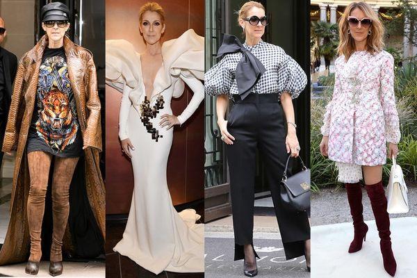 Dù là ngưỡng mộ hay tranh cãi, không ai có thể phủ nhận phong cách thời trang độc nhất của Celine Dion Ảnh 1