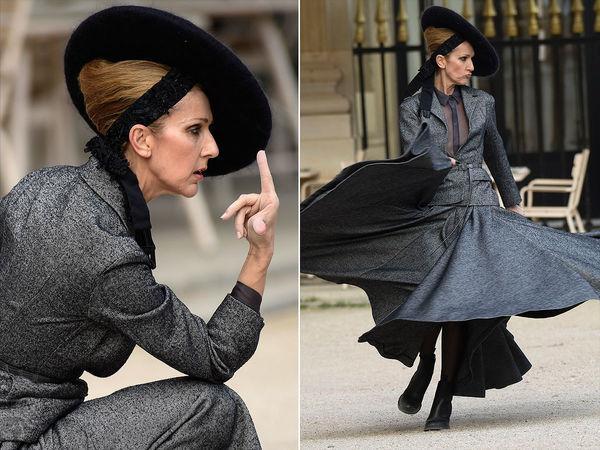 Dù là ngưỡng mộ hay tranh cãi, không ai có thể phủ nhận phong cách thời trang độc nhất của Celine Dion Ảnh 2