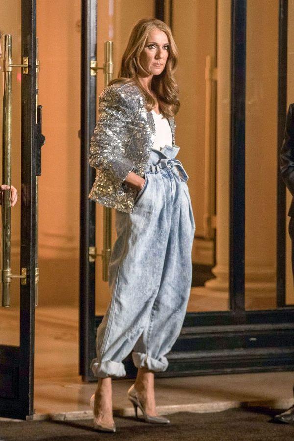 Dù là ngưỡng mộ hay tranh cãi, không ai có thể phủ nhận phong cách thời trang độc nhất của Celine Dion Ảnh 37