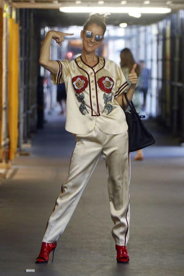 Dù là ngưỡng mộ hay tranh cãi, không ai có thể phủ nhận phong cách thời trang độc nhất của Celine Dion Ảnh 25