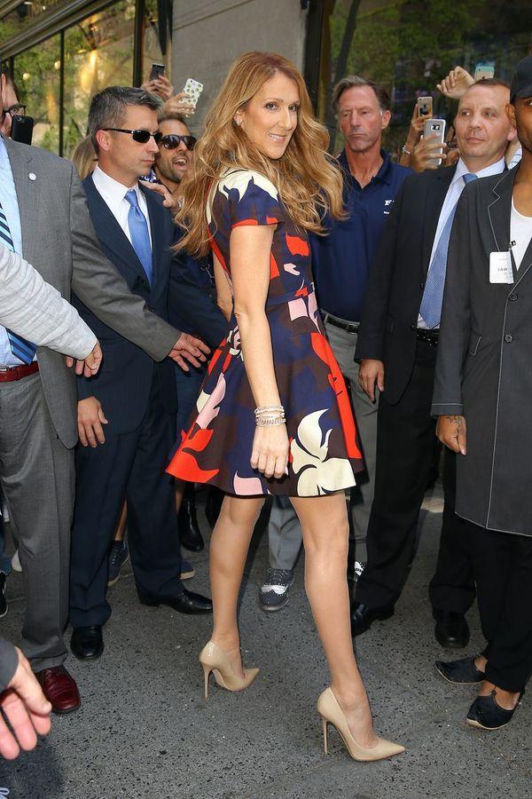 Dù là ngưỡng mộ hay tranh cãi, không ai có thể phủ nhận phong cách thời trang độc nhất của Celine Dion Ảnh 6