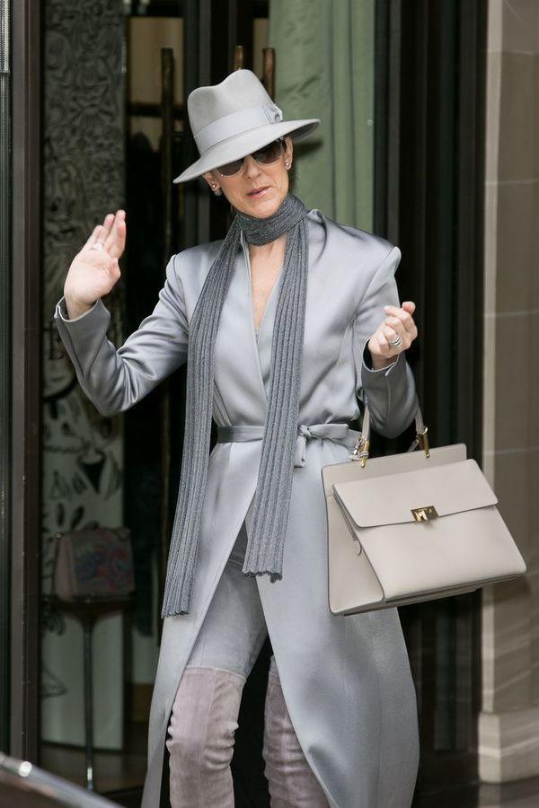 Dù là ngưỡng mộ hay tranh cãi, không ai có thể phủ nhận phong cách thời trang độc nhất của Celine Dion Ảnh 3