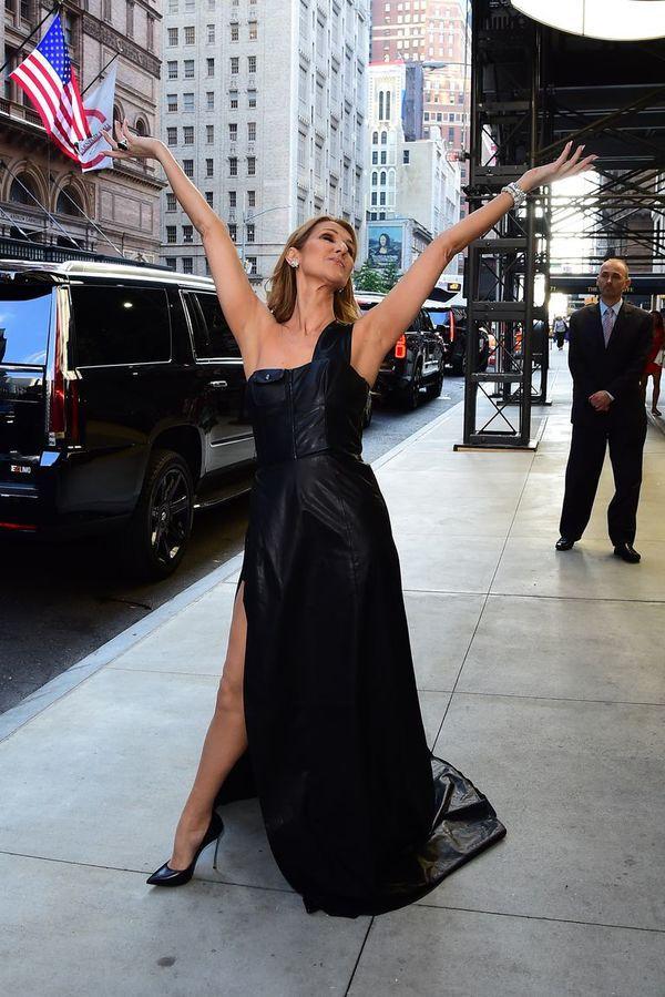 Dù là ngưỡng mộ hay tranh cãi, không ai có thể phủ nhận phong cách thời trang độc nhất của Celine Dion Ảnh 7