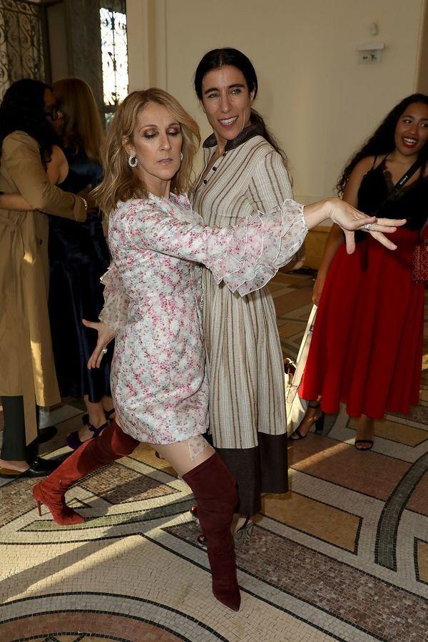 Dù là ngưỡng mộ hay tranh cãi, không ai có thể phủ nhận phong cách thời trang độc nhất của Celine Dion Ảnh 19
