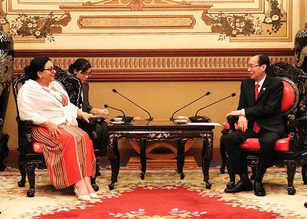 Tăng cường hợp tác giữa Cuba với TP Hồ Chí Minh trong phát triển y tế Ảnh 1
