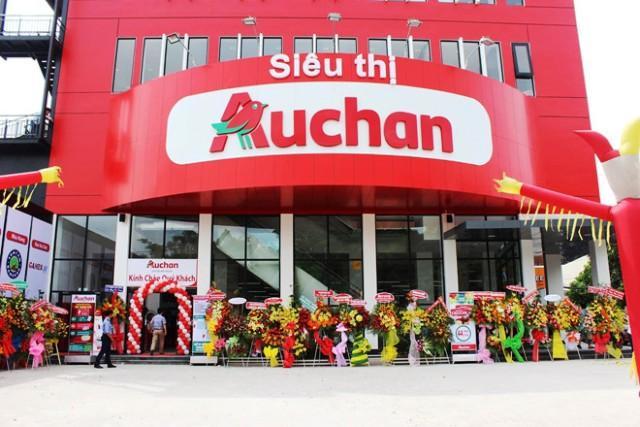 Một tập đoàn trong nước mua lại chuỗi siêu thị Auchan Ảnh 1