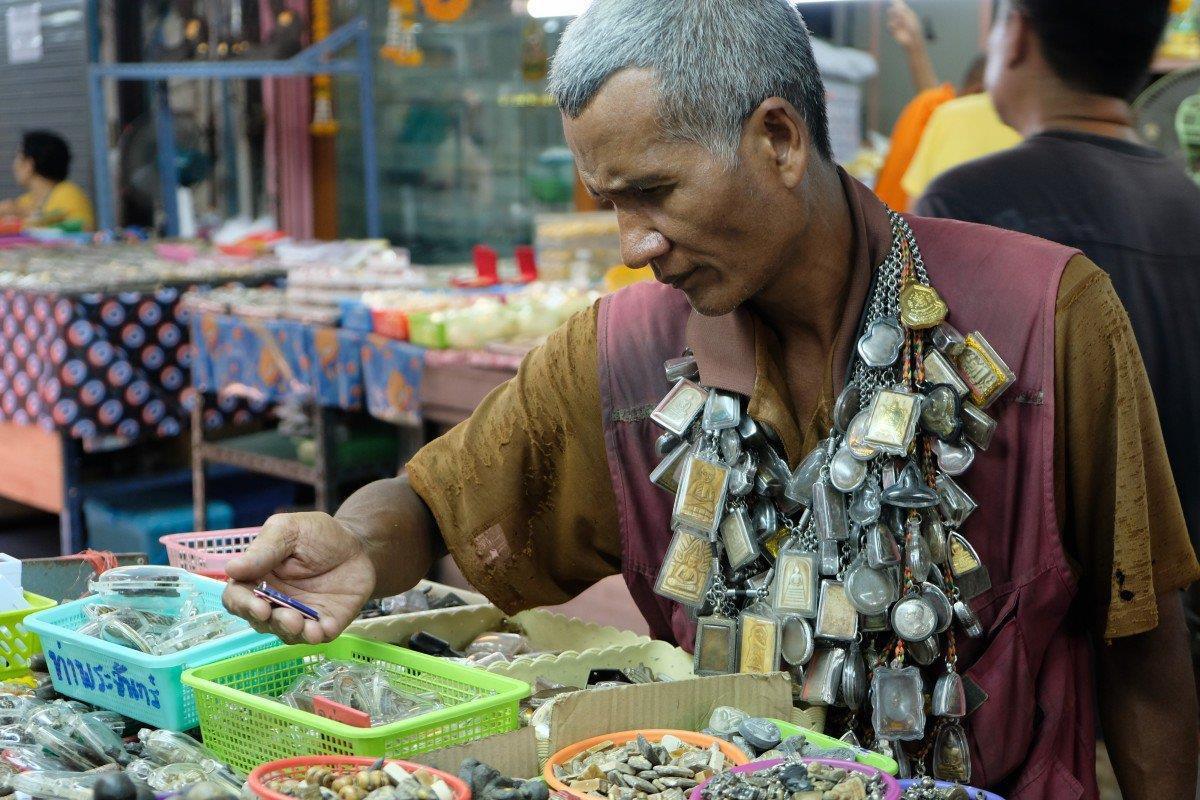 Thị trường buôn bán bùa hộ mệnh hơn tỷ USD ở Thái Lan Ảnh 6