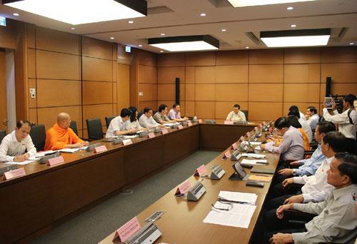 Rà soát luật để tránh 'vênh' với các cam kết thương mại quốc tế Ảnh 1