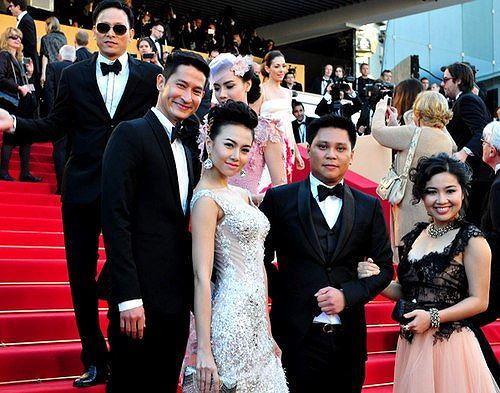 Những sao Việt nào từng khoe dáng gợi cảm ở LHP Cannes? Ảnh 22