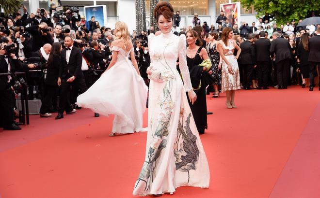 3 mỹ nhân không cần hở bạo vẫn thu hút ánh nhìn trên thảm đỏ LHP Cannes Ảnh 4