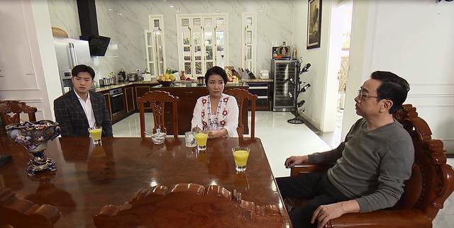 Chồng Thu Quỳnh mỉa mai Bảo Thanh là 'chửa hoang' trong tập 28 'Về Nhà Đi Con' Ảnh 1