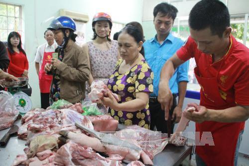 Đồng Nai thực hiện cấp đông thịt lợn nhằm đảm bảo nguồn cung Ảnh 1