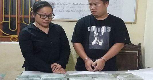Hải Dương: Cảnh sát bắt giữ vụ vận chuyển ma túy lớn nhất từ trước đến nay ảnh 1