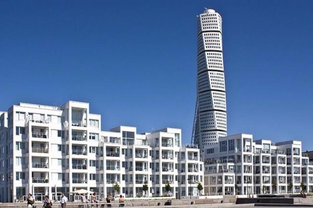 10 tòa tháp xoắn ốc đẹp ấn tượng thế giới Ảnh 8