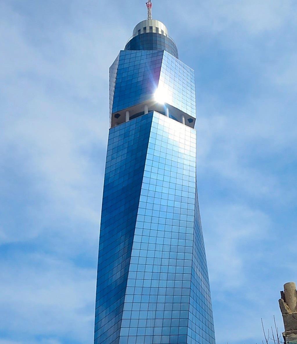 10 tòa tháp xoắn ốc đẹp ấn tượng thế giới Ảnh 10
