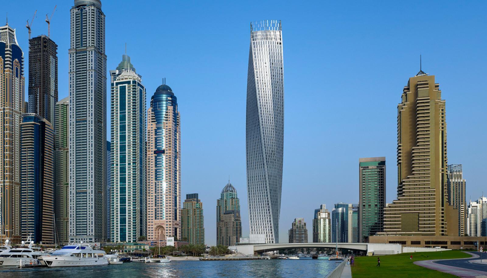 10 tòa tháp xoắn ốc đẹp ấn tượng thế giới Ảnh 9