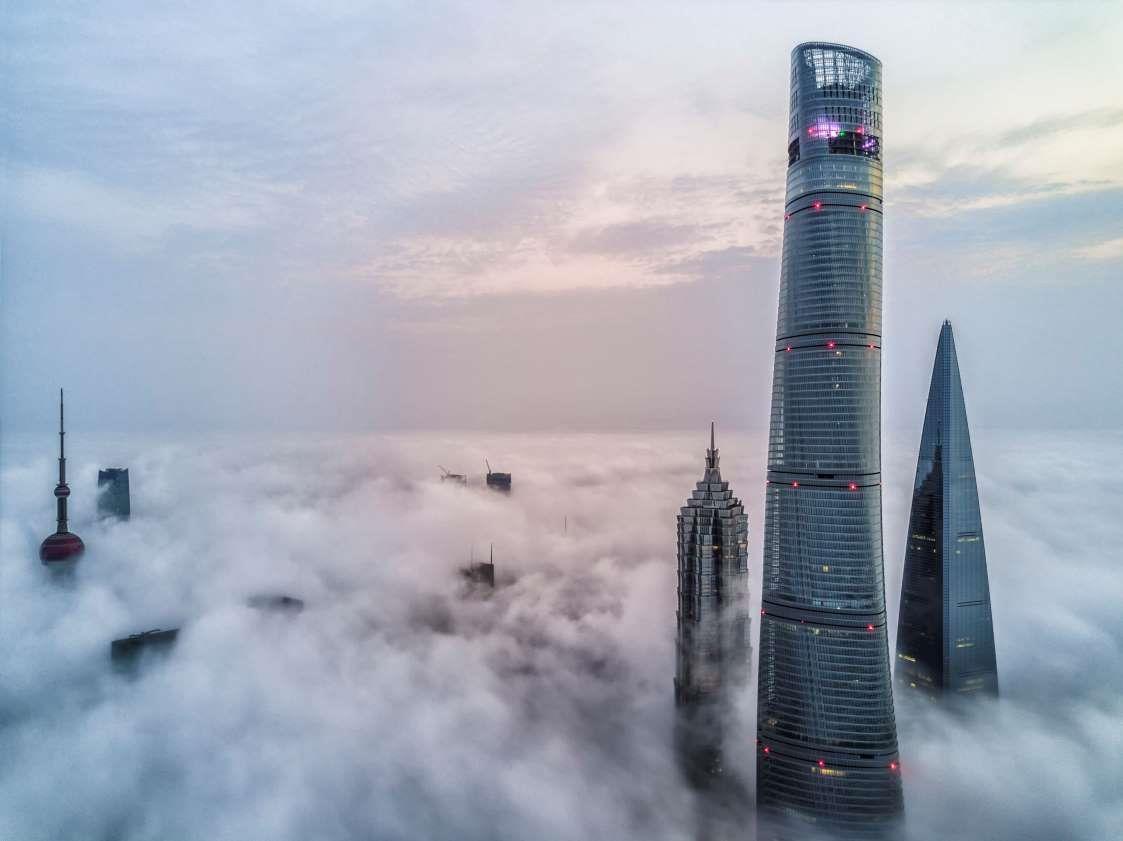 10 tòa tháp xoắn ốc đẹp ấn tượng thế giới Ảnh 3