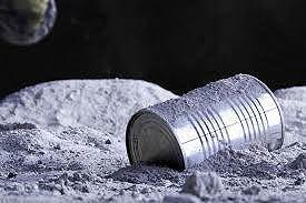 Vì sao có gần 100 tấn rác trên Mặt trăng? Ảnh 1