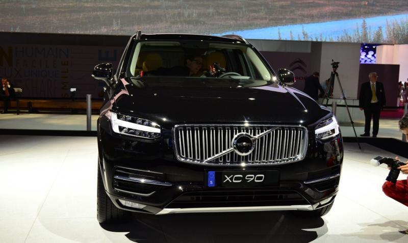 Hơn 6.000 xe Volvo bị triệu hồi tại Trung Quốc do nguy cơ cháy nổ động cơ Ảnh 1
