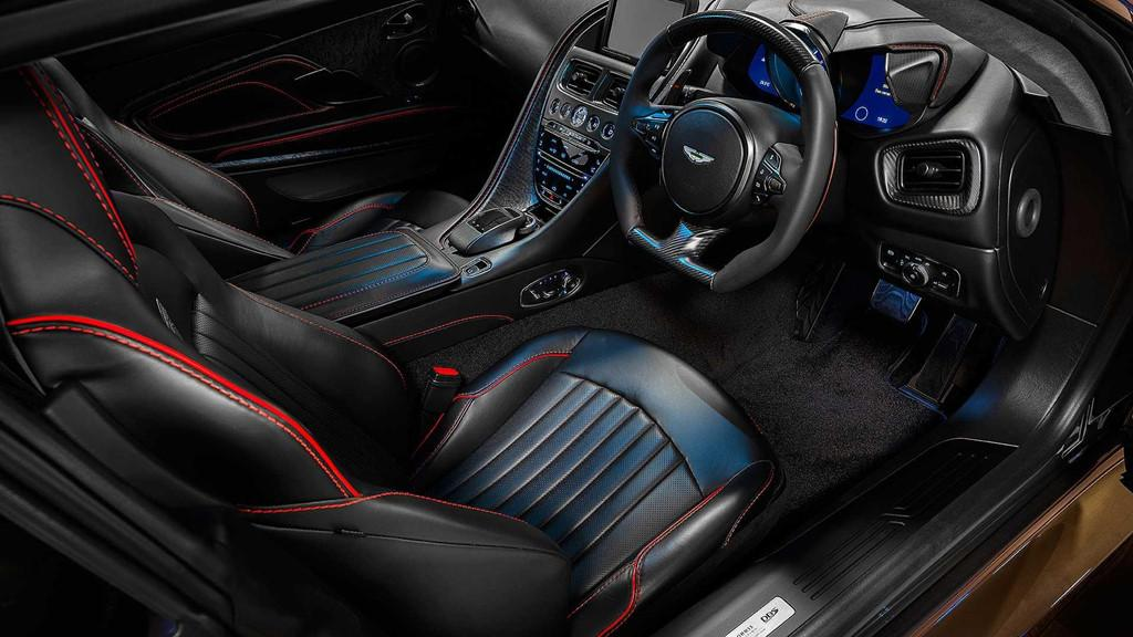 Aston Martin DB5 Superleggera phiên bản James Bond Ảnh 4