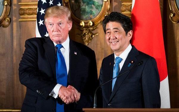 Tổng thống Mỹ thăm Nhật Bản để giải quyết vấn đề Triều Tiên? Ảnh 1