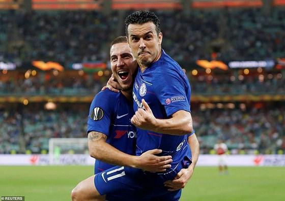 Chelsea xứng đáng lên ngôi vô địch Europa League 2019 Ảnh 1