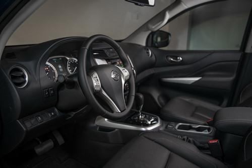 Nissan Navara 2020 lộ diện bản nâng cấp Ảnh 2