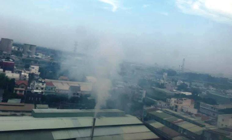 Chung cư Him Lam Phú An: Cư dân kêu trời vì ô nhiễm khủng khiếp Ảnh 2