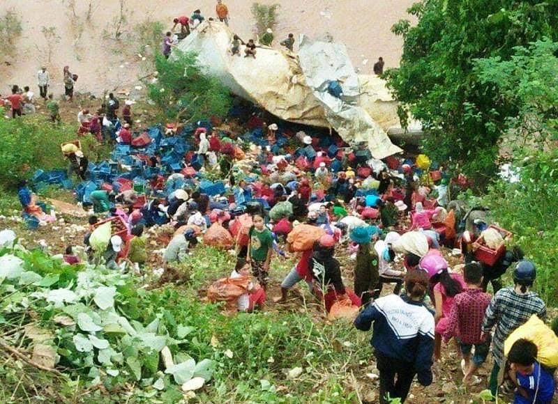 Những vụ 'hôi của' đáng xấu hổ của người Việt Ảnh 11