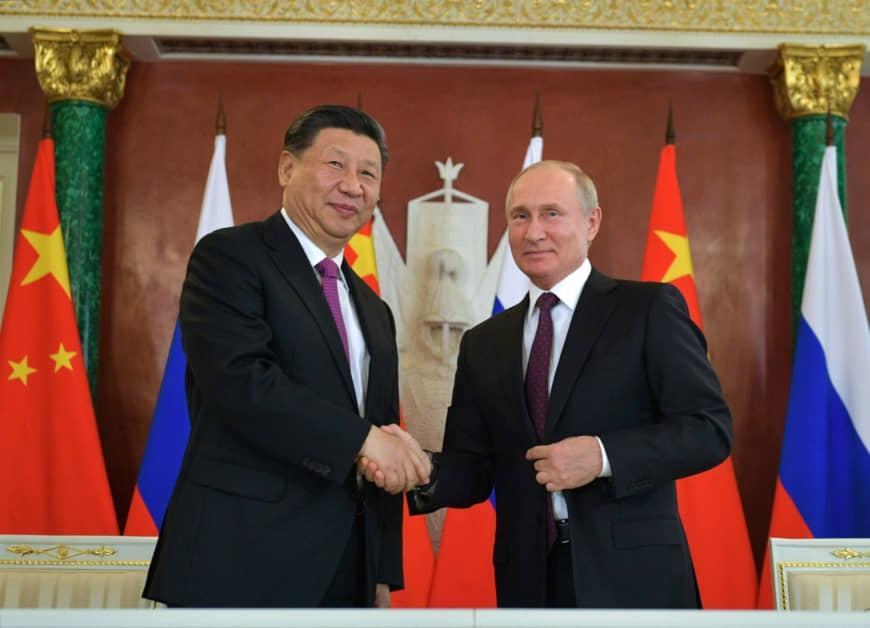 Bắc Kinh: Mọi âm mưu kích động sự thù địch giữa Nga và Trung Quốc đều sẽ thất bại Ảnh 1
