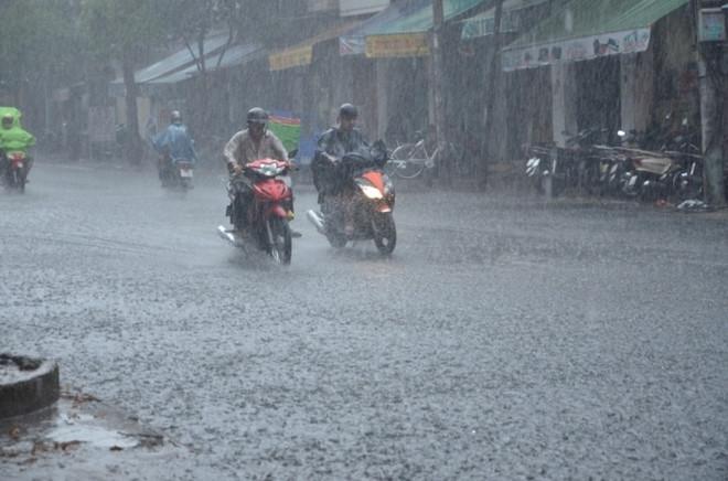 Thời tiết ngày 13/6: Chiều tối có mưa rào vào dông tại Bắc và Trung bộ Ảnh 1