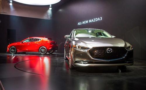 Mazda3 mới 'lãnh án' triệu hồi do lỗi đèn cảnh báo Ảnh 1