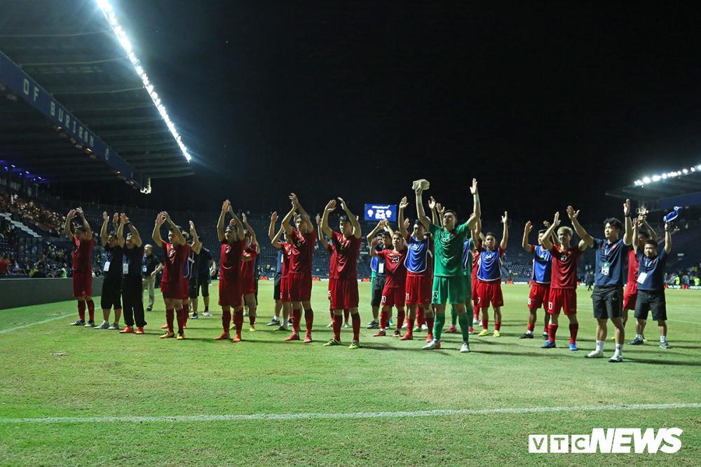 Thứ hạng lịch sử giúp tuyển Việt Nam có lợi thế nào ở vòng loại World Cup? Ảnh 2