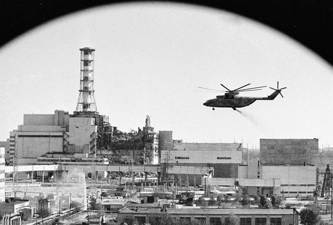 Nhà khoa học cứu thế giới khỏi thảm họa Chernobyl Ảnh 2