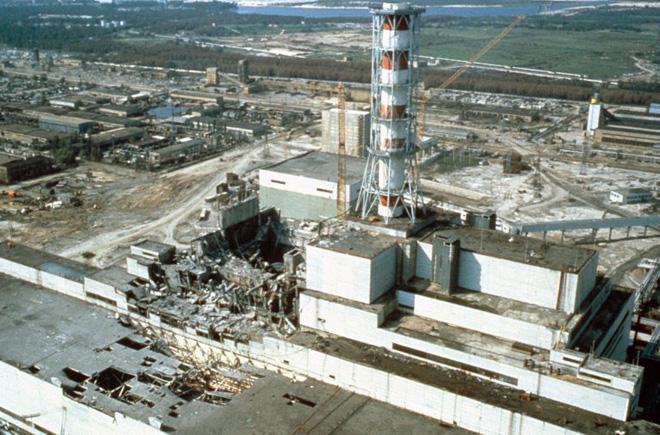 Nhà khoa học cứu thế giới khỏi thảm họa Chernobyl Ảnh 4