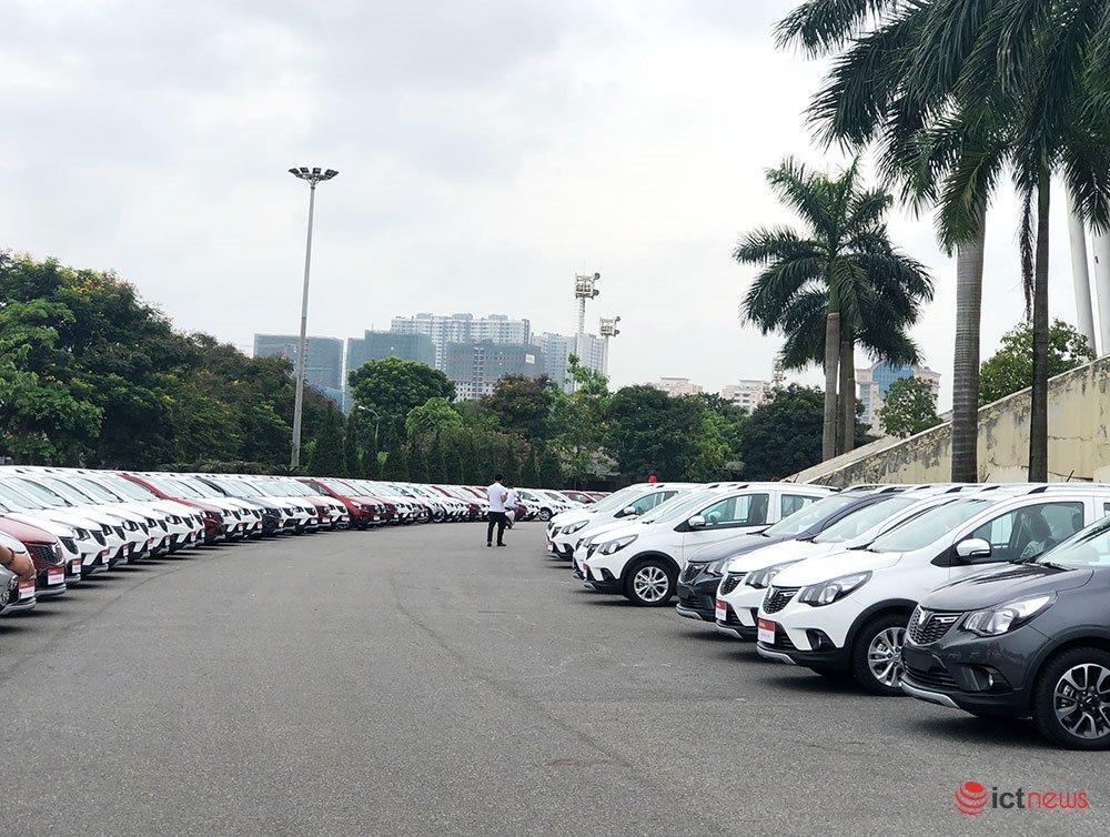 650 xe VinFast Fadil đầu tiên chính thức đến tay khách hàng Việt Nam Ảnh 2
