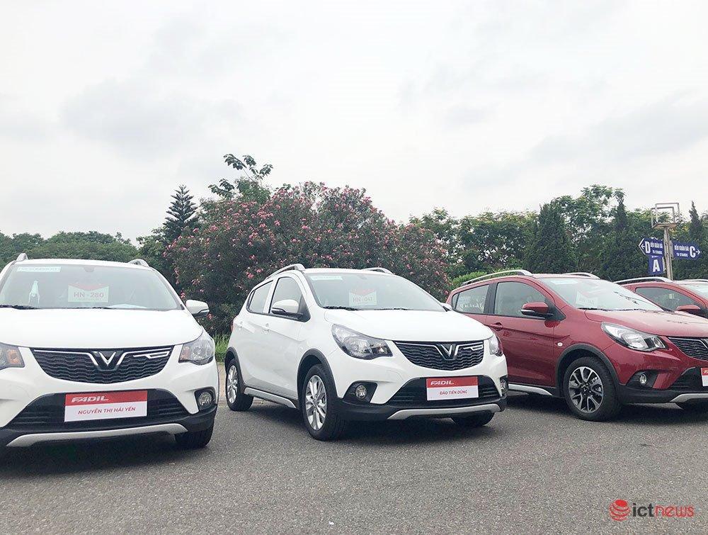 650 xe VinFast Fadil đầu tiên chính thức đến tay khách hàng Việt Nam Ảnh 5
