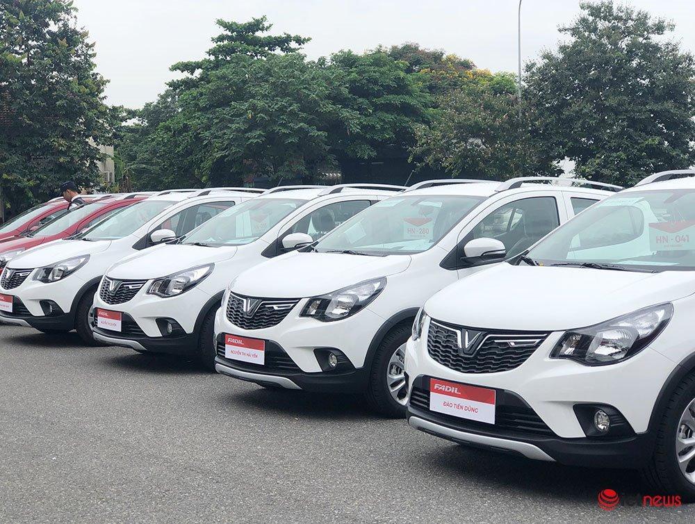 650 xe VinFast Fadil đầu tiên chính thức đến tay khách hàng Việt Nam Ảnh 4