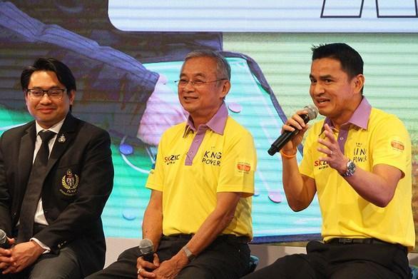 Sau phát biểu gây 'bão', Kiatisuk khéo léo nói về ghế HLV trưởng Thái Lan Ảnh 1